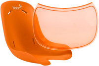 Boon Flair Seat Pad + Tray - Orange