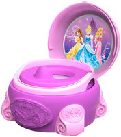 The First Years Disney Princess Magic Sparkle Potty System