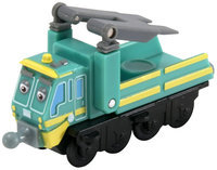 Tomy Chuggington StackTrack Die Cast - Cormac Engine