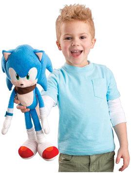 Sonic Boom Talking Plush - Sonic - 1 ct.