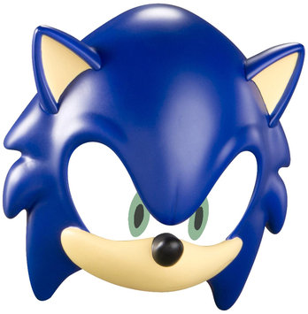 Sonic Boom Role Play Mask - Sonic - 1 ct.
