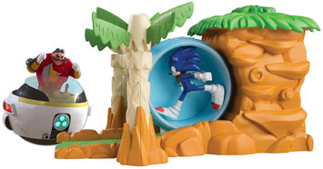 Sonic Boom Launcher with Figure - 1 ct.