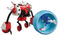 Sonic Boom Sonic vs. Burnbot Playset