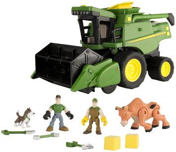 John Deere Gear Force Combine Harvester by John Deere
