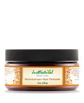 Just Natural Products Moisturizer Hair Pomade
