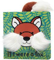 Jellycat If I Were A Fox (Board Book)