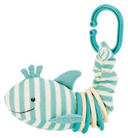 Jellycat Sidney Shark Clicketty - 1 ct.