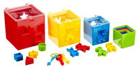 Gowi Toys Austria Stack and Sort Tower