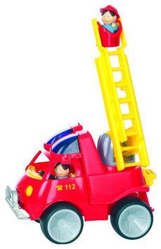 Gowi Toys Austria Fire Engine Truck