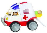 Gowi Toys Austria EMS Ambulance