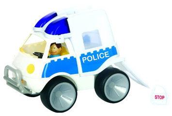 Gowi Toys Austria Police Van