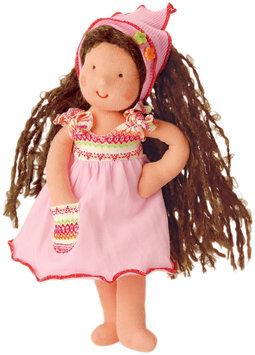Kathe Kruse Waldorf Mini It's Me Brown Hair