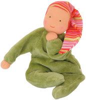 Kathe Kruse Nickibaby Green Doll - 1 ct.