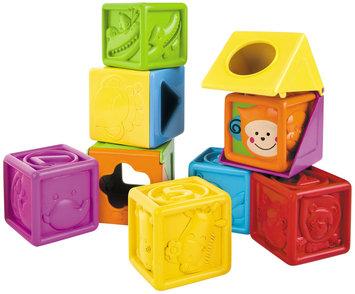 B-Kids Soft Peek-A-Boo Block