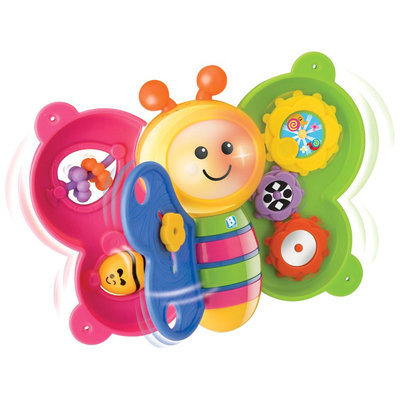 B-Kids Light'n Sound Butterfly Book - 1 ct.