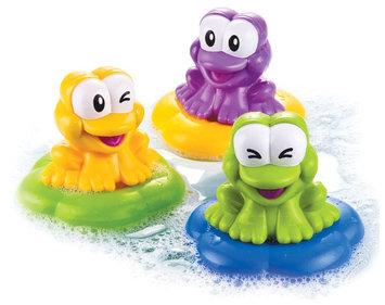B-Kids Floating Frog Bath Time Symphony