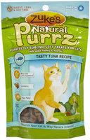 Zukes Zuke's Natural Purrz Tasty Tuna Recipe Cat Treats - 3oz