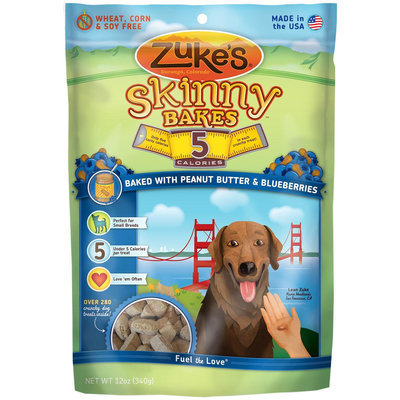 Zukes Zuke's Skinny Bake - Bluberries and Peanut Butter