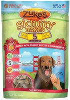 Zukes Zuke's Skinny Bake - Cranberries and Peanut Butter