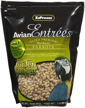 ZuPreem AvianEntrees - Garden Goodness Parrot - 2lb
