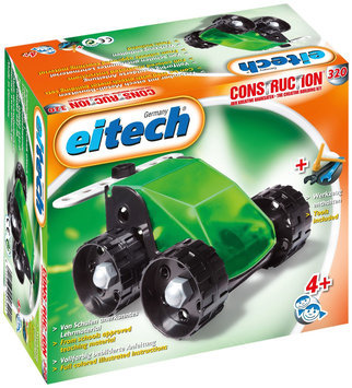 Eitech Beginner Race Car Construction Set