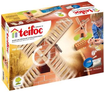 Teifoc Windmill Brick Construction Set