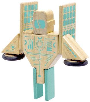 Tegu Magnetron - Magnetic Wooden Block Set