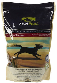 ZiwiPeak Daily Dog Cuisine Venison Dog Food 1kg