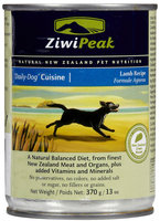 Phillips Feed & Pet Supply ZiwiPeak Daily Cuisine Lamb Can Dog Food