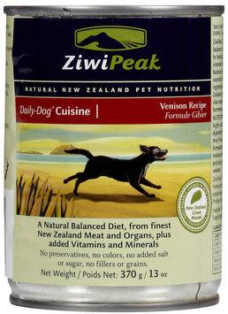 ZiwiPeak Canned Dog Venison 13 oz