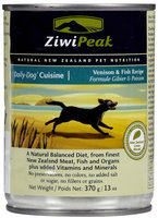 Phillips Feed & Pet Supply ZiwiPeak Daily Cuisine Venison/Fish Can Dog Food