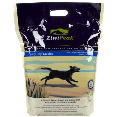 Phillips Feed & Pet Supply ZiwiPeak Daily Cuisine Dog Food Lamb 11 lbs