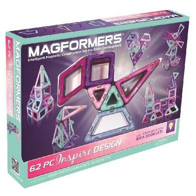 Magformers Inspire 62 Piece Set - 1 ct.