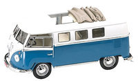 Yat Ming 1962 Volkswagen Microbus Van w/ Sunroof - 1:18