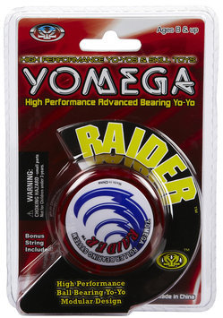 Yomega Raider - Red