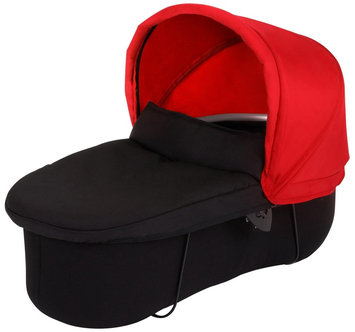 phil & teds Vibe/Verve Carrycot - Black - 1 ct.