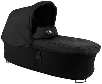 Mountain Buggy Duet Carrycot Plus in Black