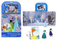 Disney Frozen Magnetic Activity Set