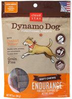 Cloud Star Corporation Cloud Star Dynamo Dog Functional Soft Chews: Endurance - Peanut Butter