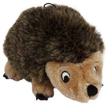 Kyjen Plush Puppies Hedgehog Dog Toy
