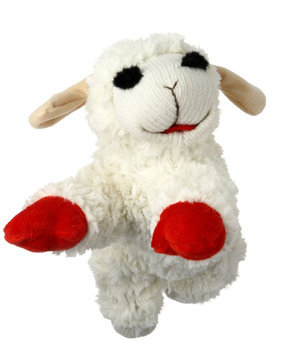 Multipet International 10 Lamb Chop