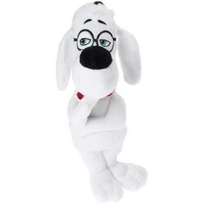 Multipet International Multi Pet Mr. Peabody 13in Plush Dog Toy Assorted Styles