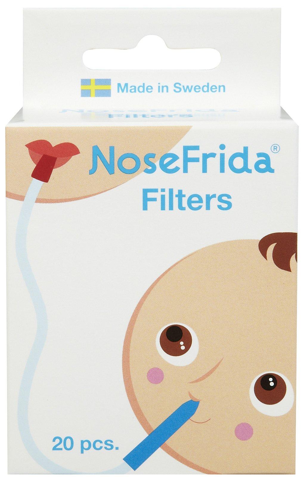 Nosefrida Nasal Aspirator Hygiene filters 20pcs