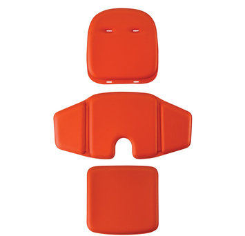 OXO Tot Sprout Chair Replacement Cushion Set, Orange