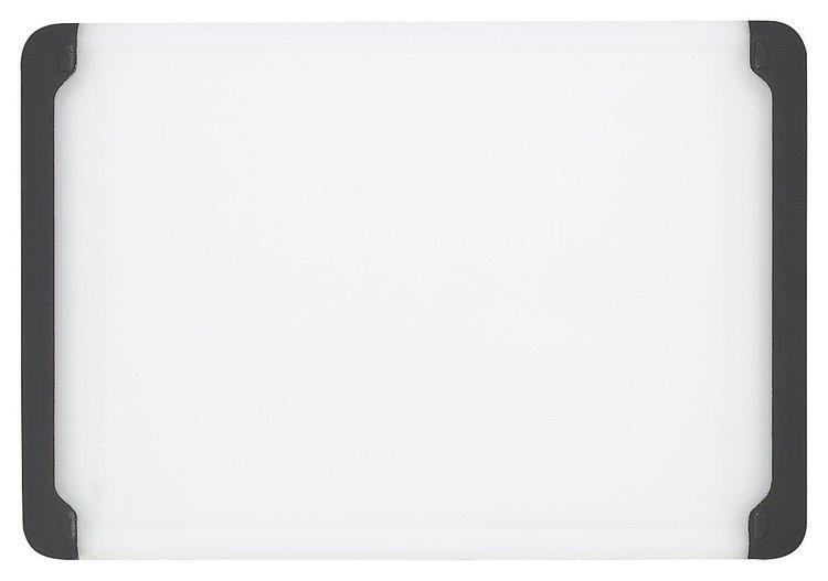 OXO - Good Grips Prep Cutting Board (Black) - Home