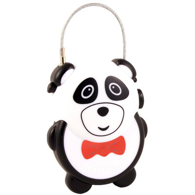 Buggy Guard Retractable Stroller Lock - Panda