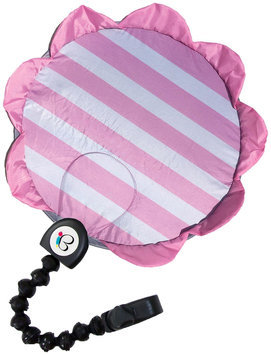 Buggygear SunChaser UPF 50 - Silver/Pink - 1 ct.