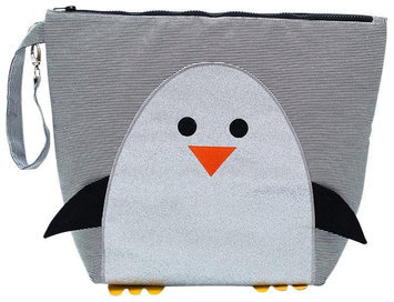 Nikiani Forever Young Collection Wet Bag & Backpack - Chili Silver Penguin