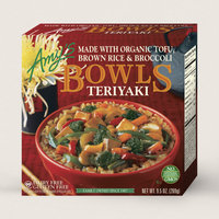 Amy's Kitchen Bowls Teriyaki Gluten Free