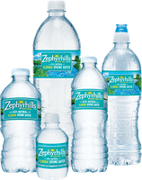 Zephyrhills® 100% Natural Spring Water